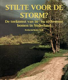 Het boekje 'Stilte voor de storm?'