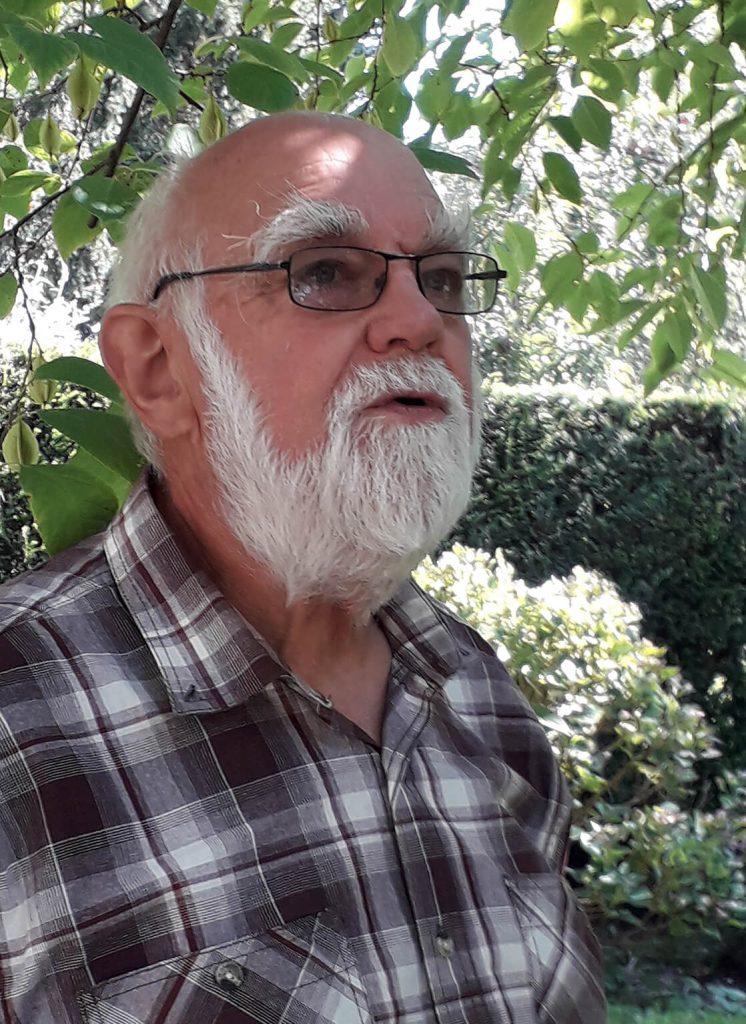 Johan van der Burgh zoekt de verbanden tussen verleden en heden