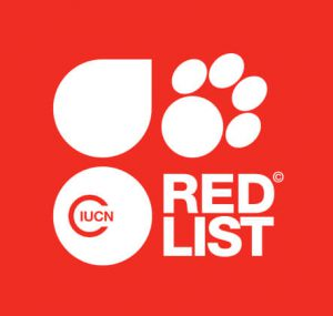 Logo van de IUCN Rode Lijst